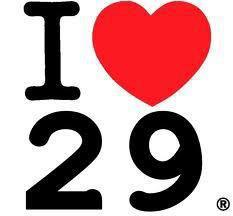 Amo il 29!