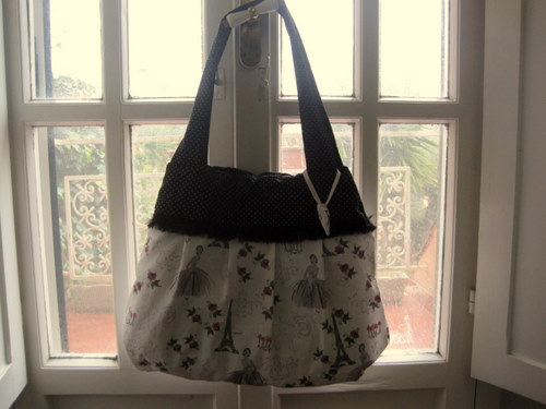 Amato Cucito creativo: una romantica borsa, passo dopo passo. | Il sito  MX07