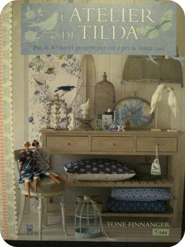 L'atelier di Tilda copertina