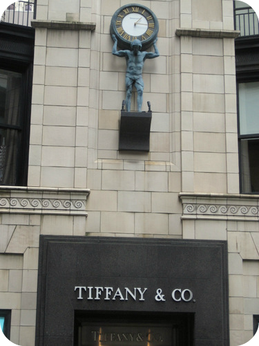 Viaggio a philadelphia il sito di roberta cucito for Tiffany sito americano