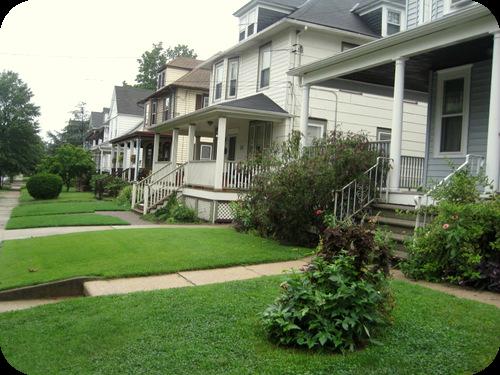 Una settimana negli usa il sito di roberta cucito creativo piante e giardino - Casa americana in legno ...