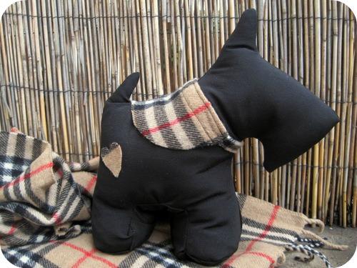 fermaporta terrier nero