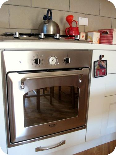 White country kitchen la cucina bianca di roberta il sito di roberta cucito creativo - Tutto cucine carre ...