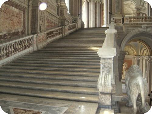 Visita alla Reggia di Caserta Il sito di Roberta - Cucito creativo ...